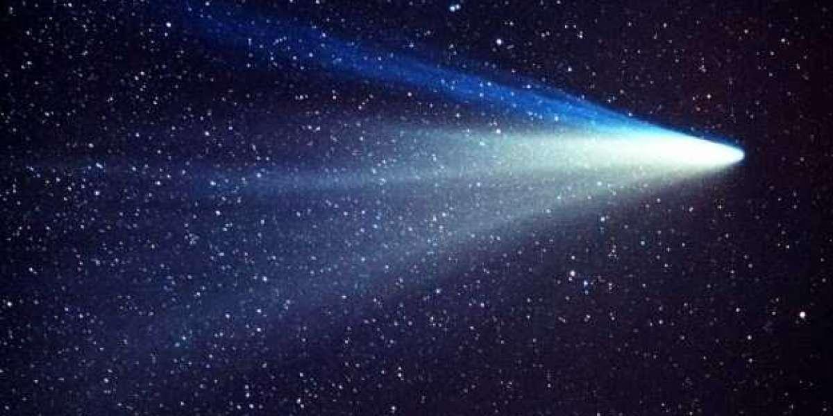 O obrotach ciał niebieskich: Kometa