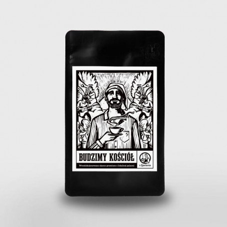 """Kawa Premium ,,Budzimy Kościół"""" (250g)"""