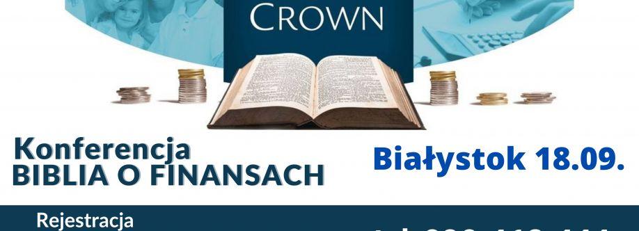 Konferencja Biblia o Finansach Białystok