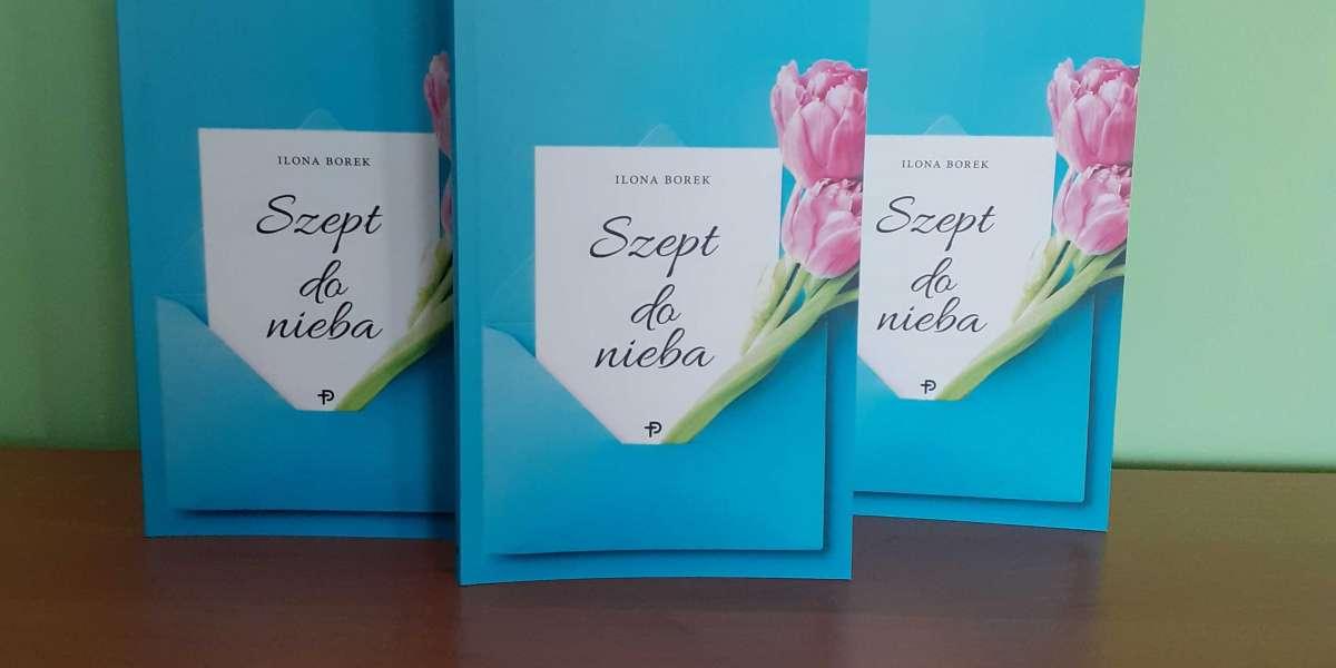 """Książka """"Szept do nieba"""""""